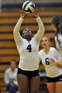 SCC Volleyball Dominates Northwest Indian College In Home Opener
