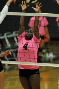 Jayln Anderson Named NWAACC Northern Region Setter of the Week