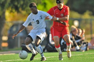SCC Men's Soccer Wins Second Match of Season Over Everett CC