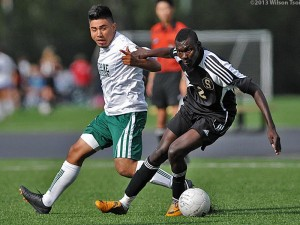 SCC Men's Soccer Drops 4-1 Match To Skagit Valley College