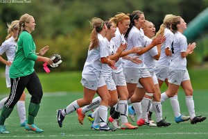 SCC Women's Soccer Scores Two Goals In 40 Seconds For A Tie With Everett CC
