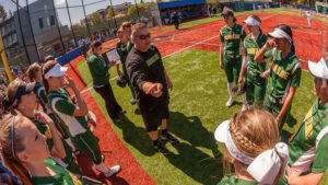 Kaneshiro Steps Down, Reindel Returns as Head Softball Coach