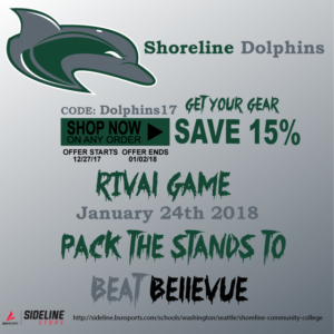 Pack The Stands Night- January 24th vs. Bellevue