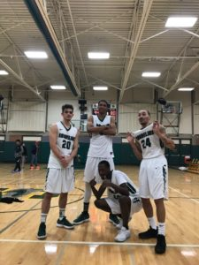 Phin's Send Sophomore's Out On Top